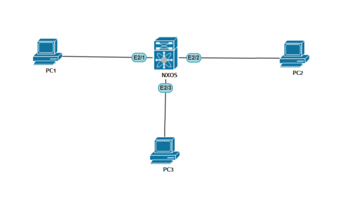 layer 2 switched network