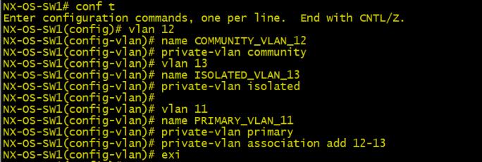private VLAN2